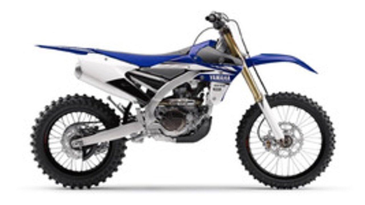 2017 Yamaha YZ450F for sale 200365889