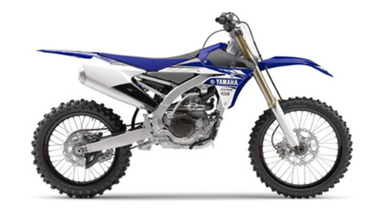 2017 Yamaha YZ450F for sale 200365890