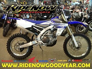 2017 Yamaha YZ450F for sale 200426691