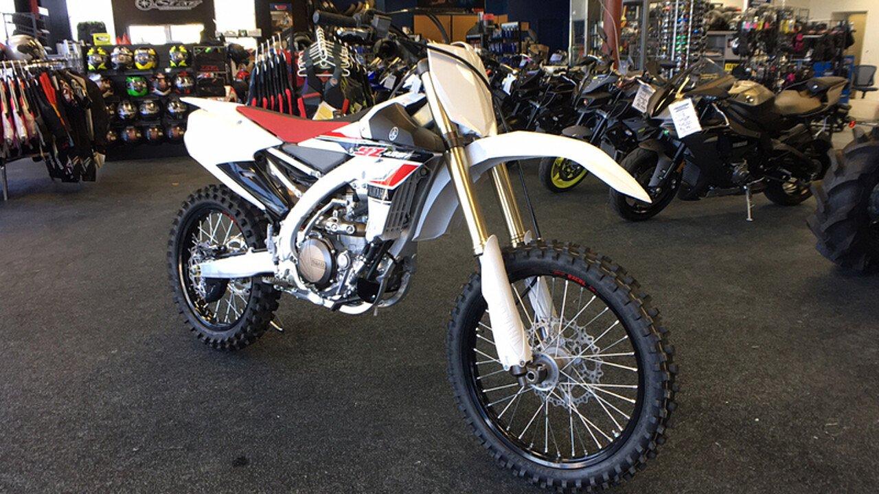 2017 Yamaha YZ450F for sale 200440129