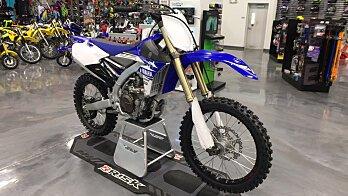 2017 Yamaha YZ450F for sale 200440712