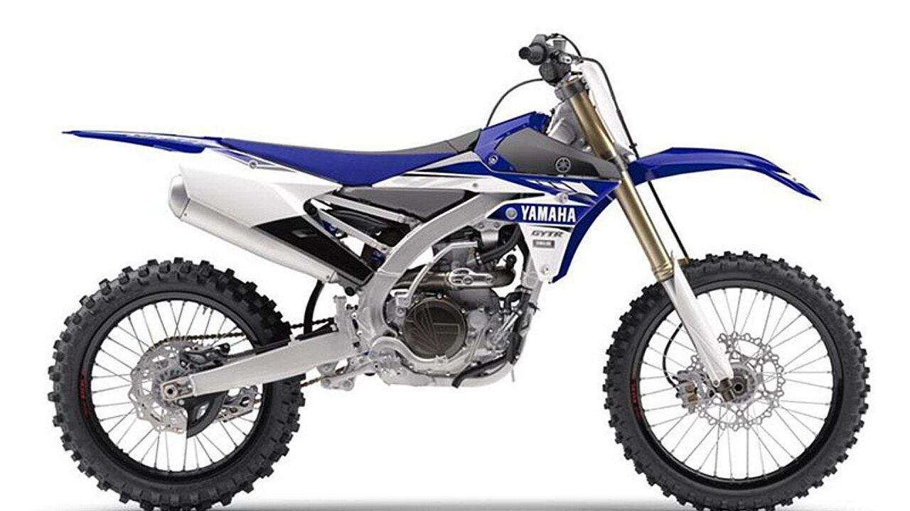 2017 Yamaha YZ450F for sale 200446505