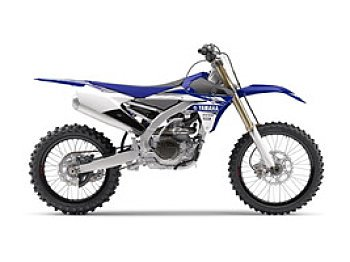 2017 Yamaha YZ450F for sale 200460287