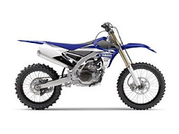 2017 Yamaha YZ450F for sale 200561738