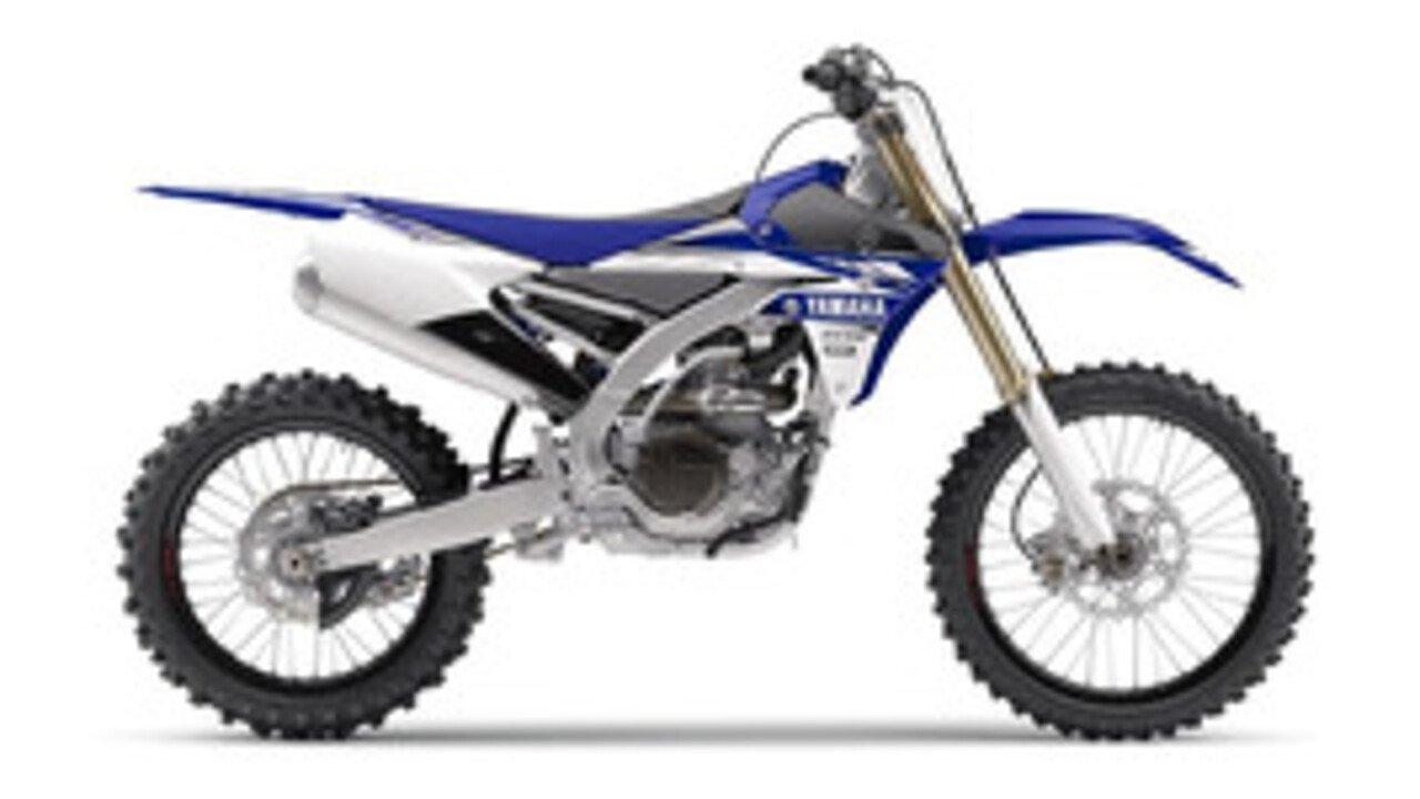 2017 Yamaha YZ450F for sale 200561738