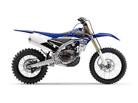 2017 Yamaha YZ450F for sale 200365889