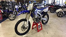 2017 Yamaha YZ450F for sale 200453908