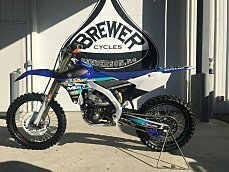 2017 Yamaha YZ450F for sale 200515246