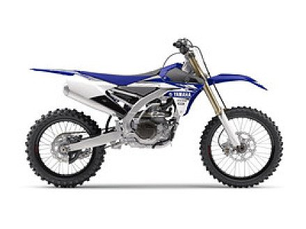 2017 Yamaha YZ450F for sale 200561758