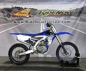 2017 Yamaha YZ450F for sale 200639403