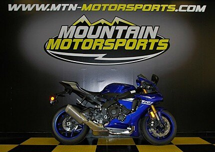 2017 Yamaha YZF-R1M for sale 200540791