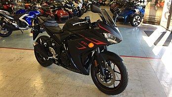 2017 Yamaha YZF-R3 for sale 200440367