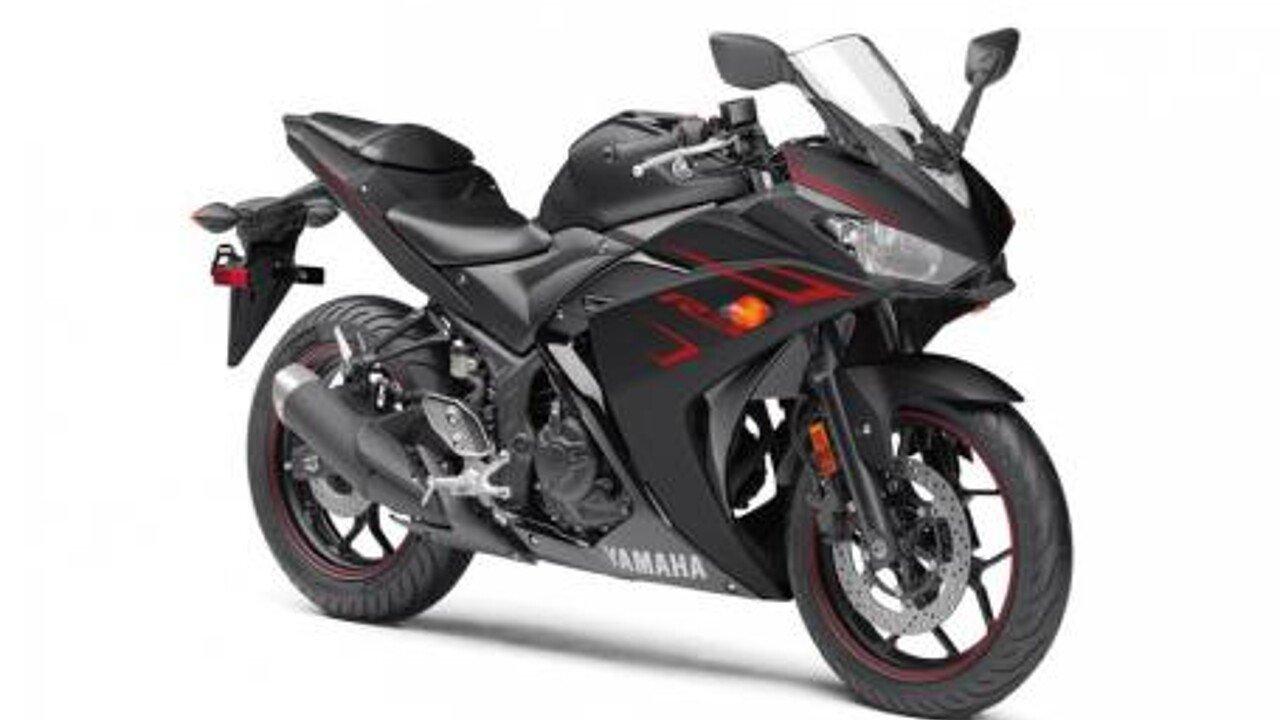 2017 Yamaha YZF-R3 for sale 200453213