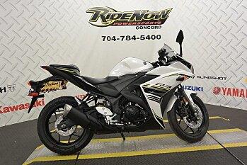 2017 Yamaha YZF-R3 for sale 200461622