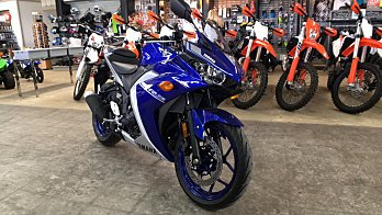 2017 Yamaha YZF-R3 for sale 200463555