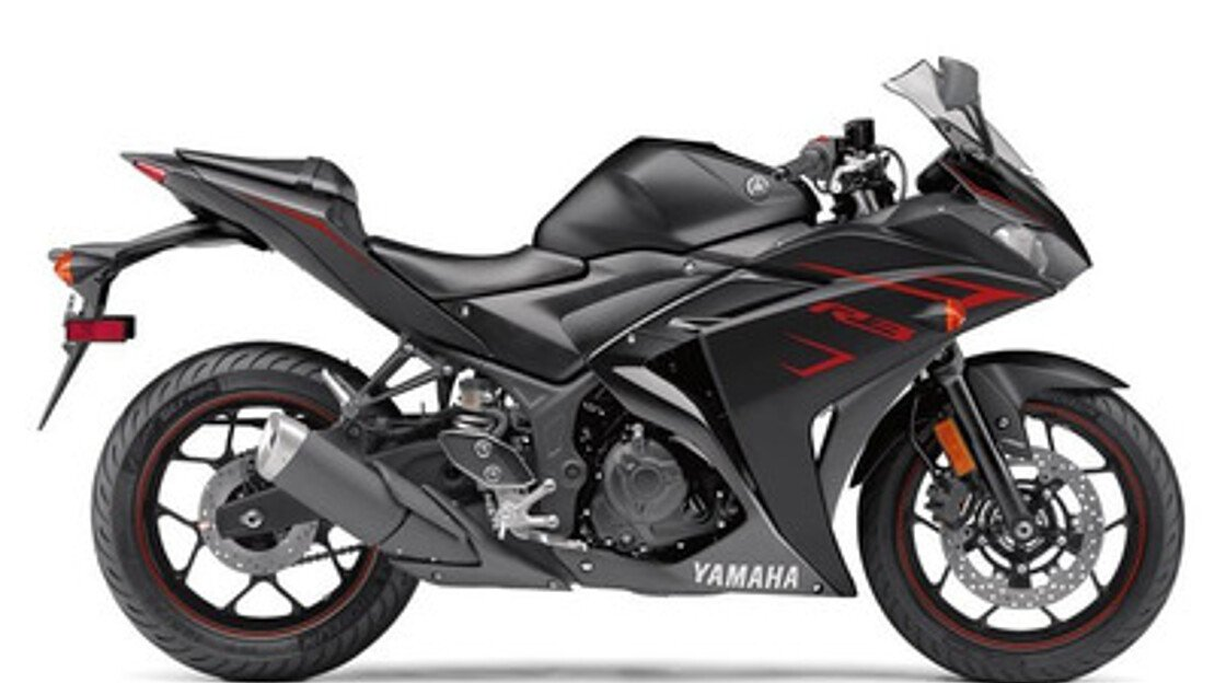 2017 Yamaha YZF-R3 for sale 200470340
