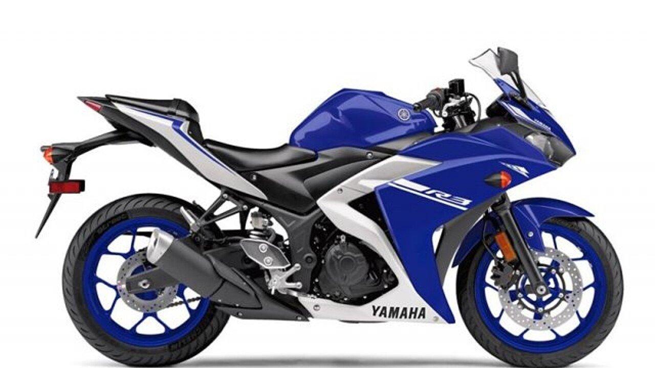 2017 Yamaha YZF-R3 for sale 200477684