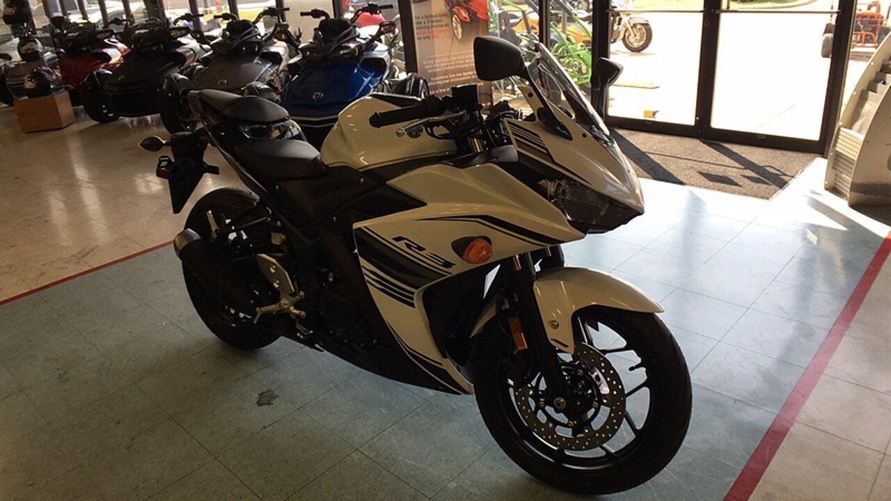 2017 Yamaha YZF-R3 for sale 200478114
