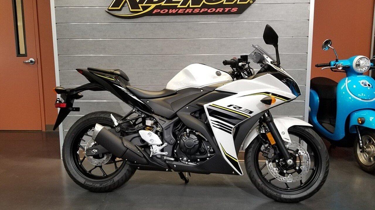 2017 Yamaha YZF-R3 for sale 200480686