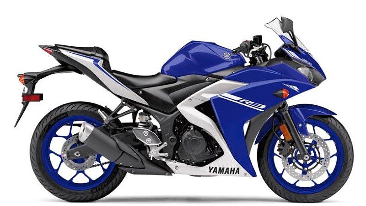 2017 Yamaha YZF-R3 for sale 200486939