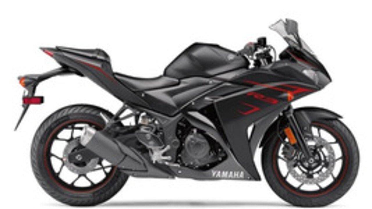 2017 Yamaha YZF-R3 for sale 200497825