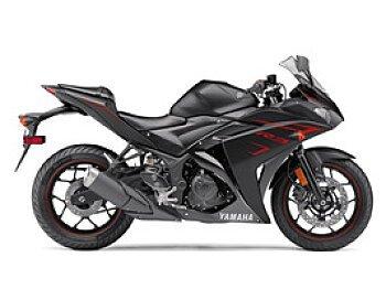 2017 Yamaha YZF-R3 for sale 200498107