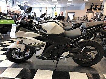 2017 Yamaha YZF-R3 for sale 200505045