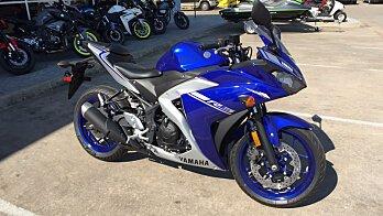 2017 Yamaha YZF-R3 for sale 200507009