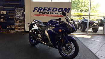 2017 Yamaha YZF-R3 for sale 200507025