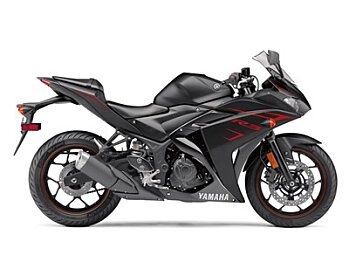2017 Yamaha YZF-R3 for sale 200509182