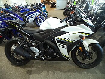 2017 Yamaha YZF-R3 for sale 200509577