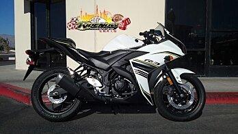 2017 Yamaha YZF-R3 for sale 200519166