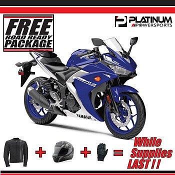 2017 Yamaha YZF-R3 for sale 200535168