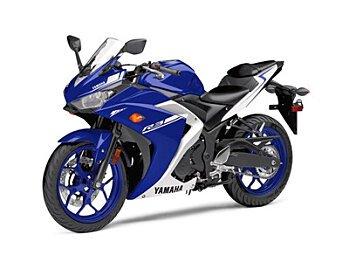 2017 Yamaha YZF-R3 for sale 200536728