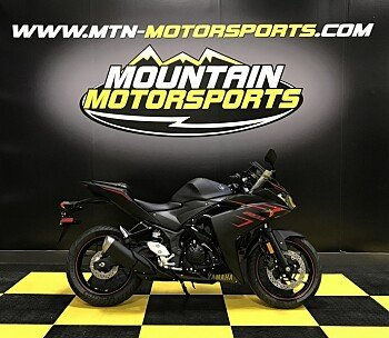 2017 Yamaha YZF-R3 for sale 200540738