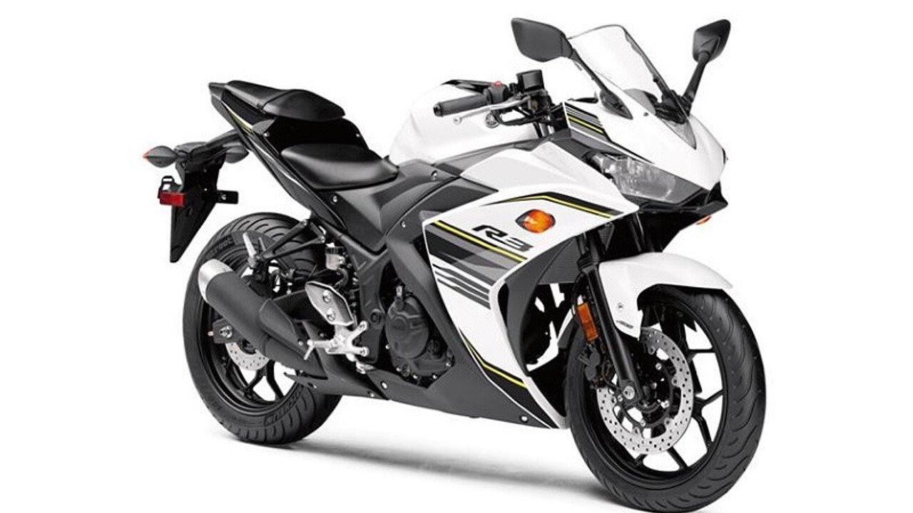 2017 Yamaha YZF-R3 for sale 200549464
