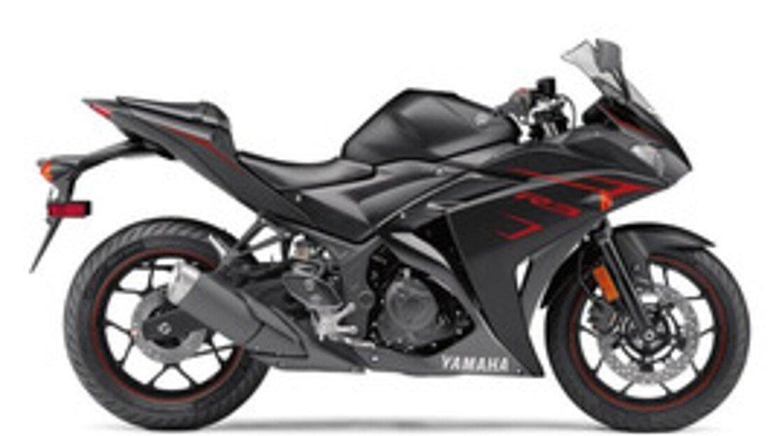 2017 Yamaha YZF-R3 for sale 200563114