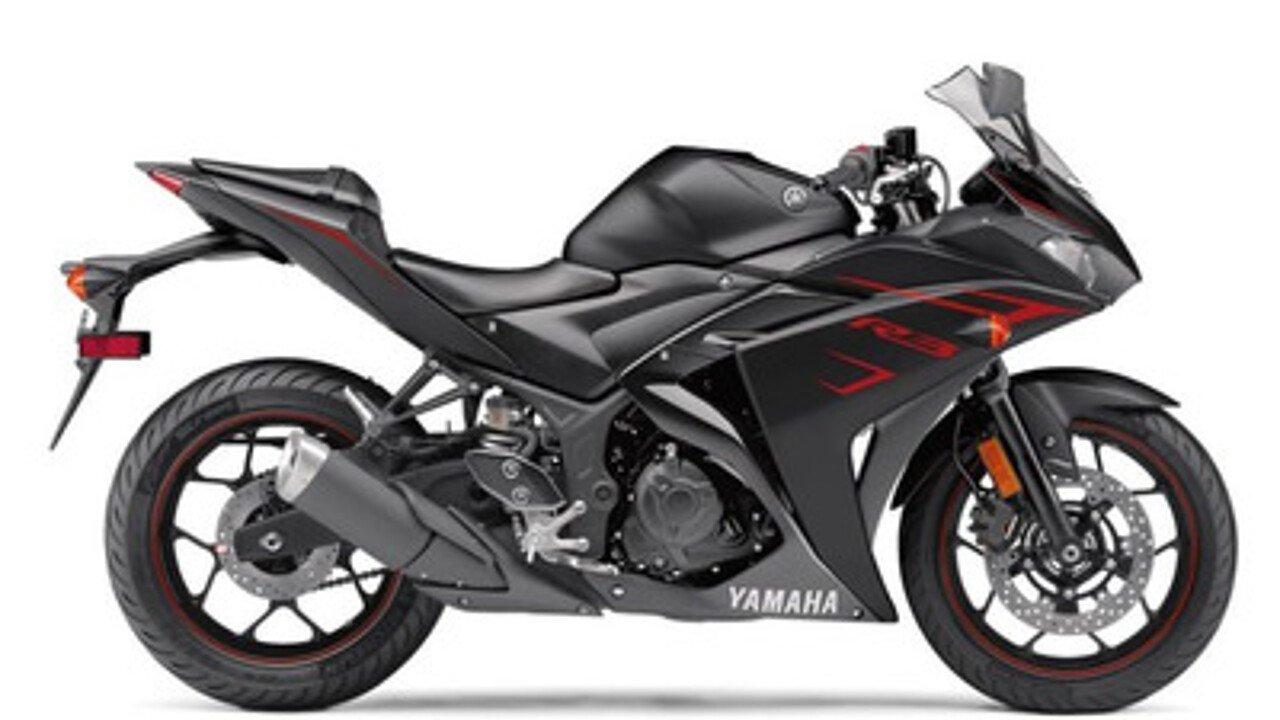 2017 Yamaha YZF-R3 for sale 200584503