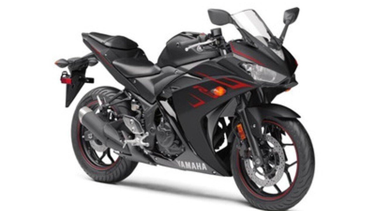 2017 Yamaha YZF-R3 for sale 200584504