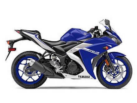 2017 Yamaha YZF-R3 for sale 200470095