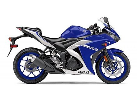 2017 Yamaha YZF-R3 for sale 200491600