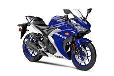 2017 Yamaha YZF-R3 for sale 200510764