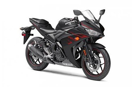 2017 Yamaha YZF-R3 for sale 200520506