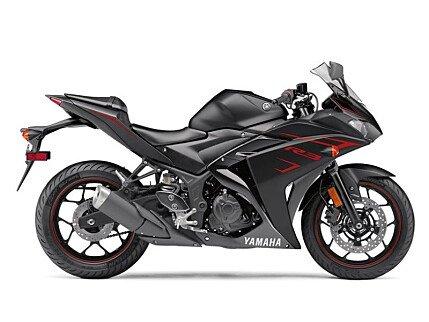 2017 Yamaha YZF-R3 for sale 200535167
