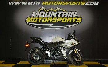 2017 Yamaha YZF-R3 for sale 200543148