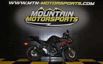 2017 Yamaha YZF-R3 for sale 200543148