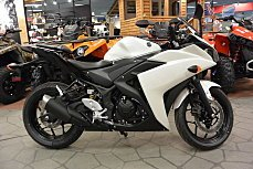 2017 Yamaha YZF-R3 for sale 200564896
