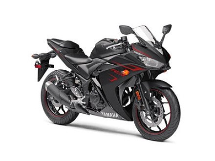 2017 Yamaha YZF-R3 for sale 200584501