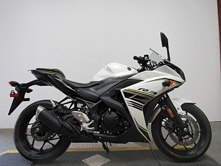 2017 Yamaha YZF-R3 for sale 200610934