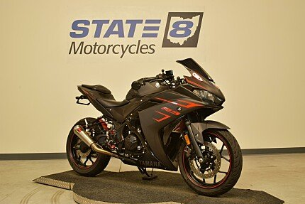 2017 Yamaha YZF-R3 for sale 200648523